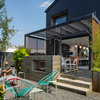 Houzz Tour: A Shotgun-Style Denver Home Gets a Hip Makeover