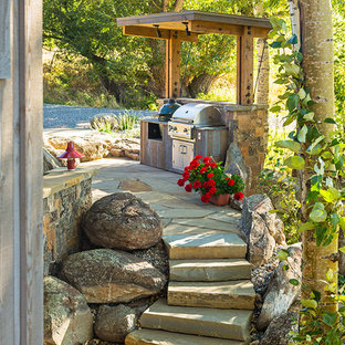 Lazy Heart Ranch | Outdoor Grill