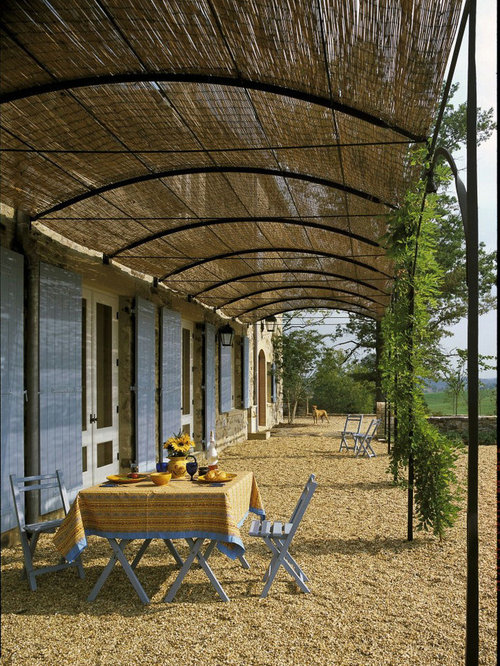Bamboo Canopy Ideas Pictures Remodel And Decor