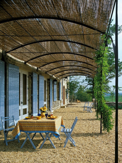 Bamboo Patio Cover Design Ideas U0026 Remodel Pictures Houzz
