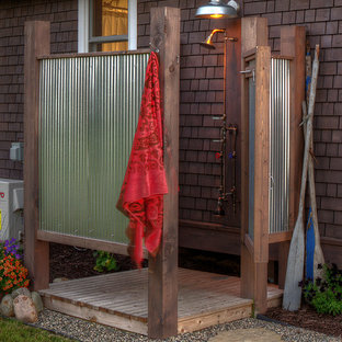 Leech Lake 2 Outdoor Shower