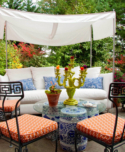 Spring Patio Spiff-Ups: 12 Doable DIY Projects for Your Outdoor Space