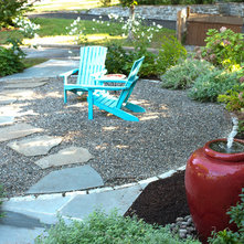 Traditional Patio by Westover Landscape Design