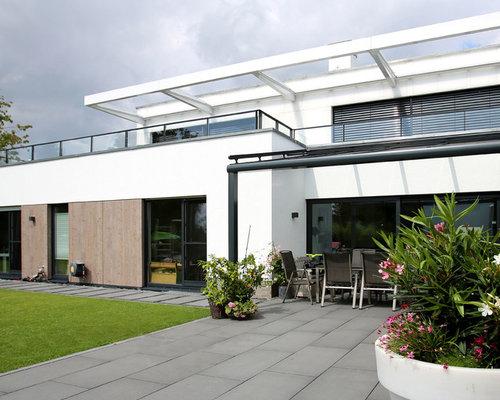 moderne terrasse mit pergola ideen f r die terrassengestaltung houzz. Black Bedroom Furniture Sets. Home Design Ideas