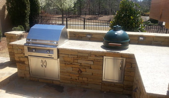 Liberty Park - Outdoor Kitchen