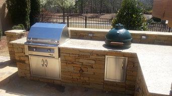 Liberty Park - Outdoor Kitchen