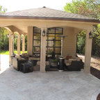 Window Grill Traditional Patio Phoenix By Grizzly