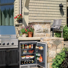 Traditional Patio by Liebherr Appliances