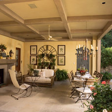 Traditional Patio by Jack Arnold Companies
