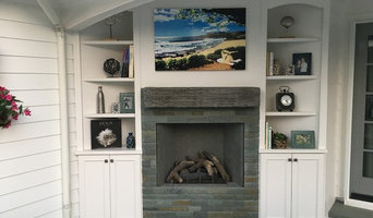 Lisa's Outdoor Fireplace