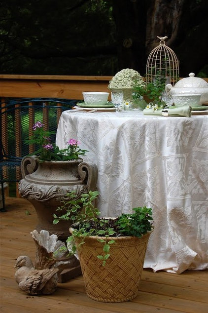 traditional patio by Little Red House