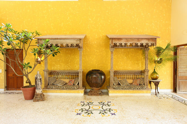 Indian Patio by The Raj Company