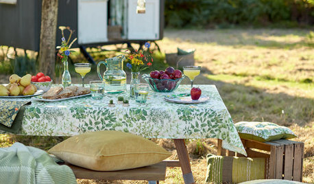 10 Ingredients for a Stylish Picnic