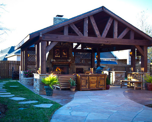 Free Standing Covered Patio Designs: Free Standing Patio Covers Home Design Ideas, Pictures