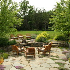 Traditional Patio by Dear Garden Associates, Inc.