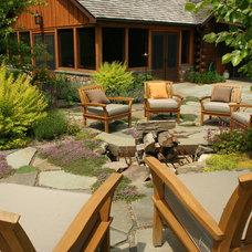 Traditional Patio by Dear Garden Associates, Inc.