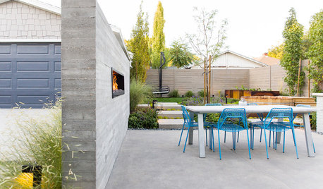 Fresh Design Elevates a Salt Lake City Backyard