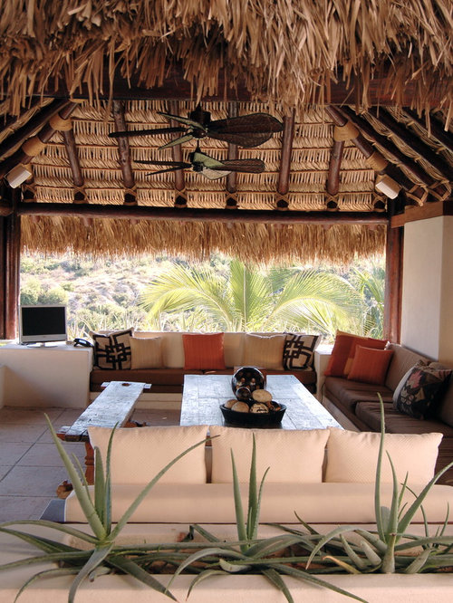 Thatched Roof Houzz