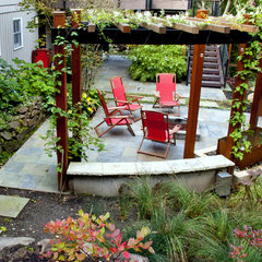 contemporary landscape by Lori Scott Landscape Design