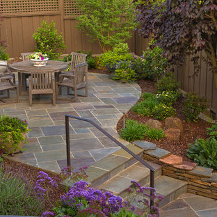 Patio - traditional patio idea in San Francisco