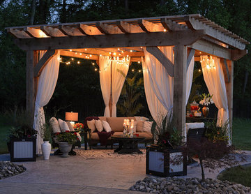 Los Angeles, CA, Pergola Design and Construction