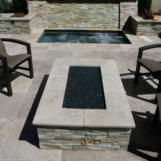 Traditional Patio by Better Landscape