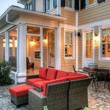 Craftsman Patio by JH Designs