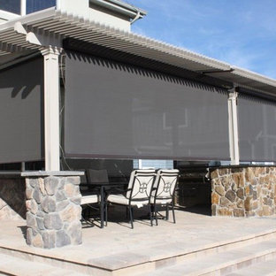 EmailSave. Louvered Roof Patio Cover ...