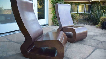 Lovall Copper Chairs