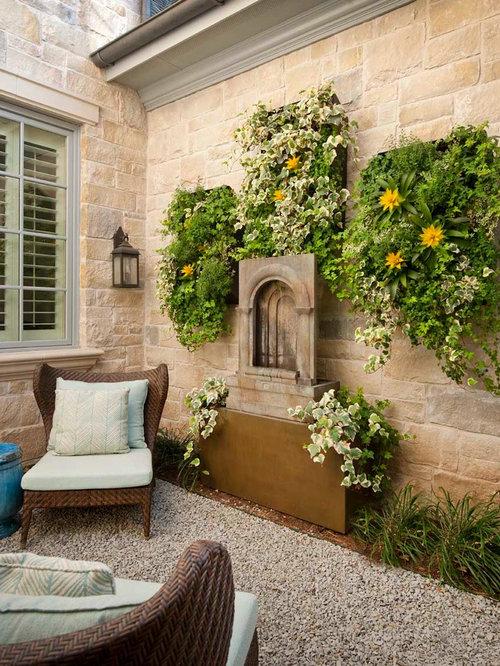 Feature Garden Wall | Houzz