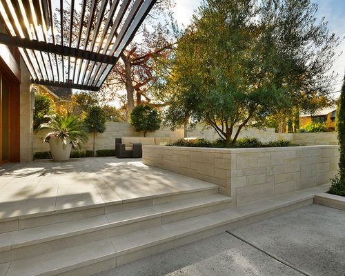 High Quality Inspiration For A Contemporary Patio Remodel In Austin With A Pergola