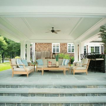 Luxury Gunite Pool & Patio