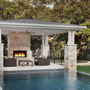 Luxury Outdoor Living Projects
