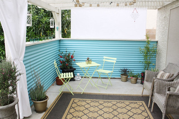 What Paint To Use On Corrugated Iron Fence