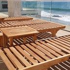 Intercoastal Luxury Apartment Beach Style Patio