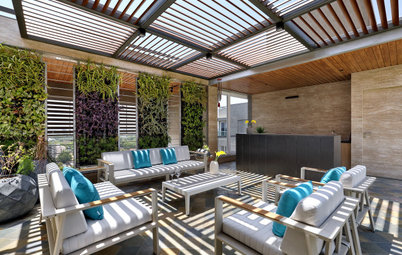 10 Elegant Ideas for Creating a Shaded Area on the Terrace