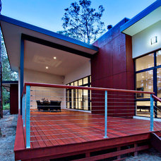 Contemporary Patio by Wishlist Homes