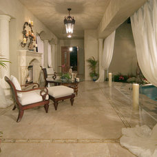 Traditional Patio by Silver Sea Homes