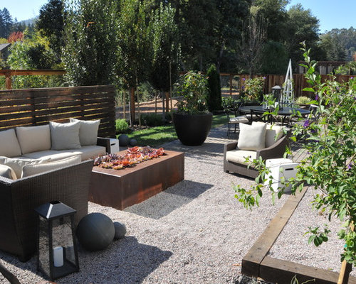 Ideas para patios dise os de patios de estilo americano - Patios con estilo ...