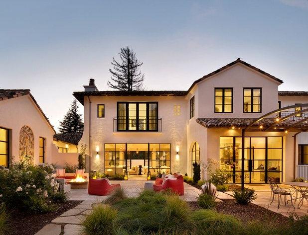 Modern Patio by Mark Kelley Construction Co., Inc.