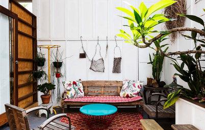 Gör trädgården till ditt alldeles egna utomhusvardagsrum