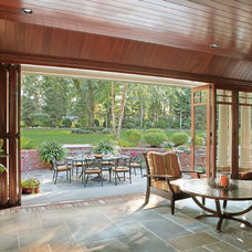 Contemporary Patio by Marvin Windows and Doors