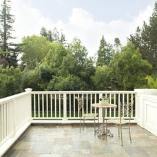 Traditional Patio by Arch Studio, Inc.