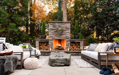Patio of the Week: Rustic, Modern and Japanese-Inspired