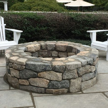Outdoor Firepit Area