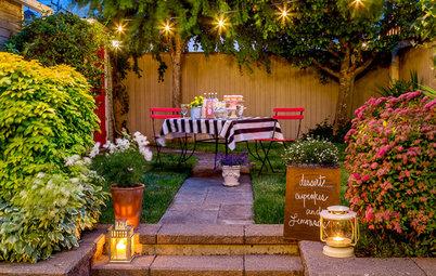 Sommarens fester kommer – gör huset redo på ett par timmar