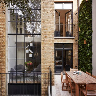 Photo of a classic patio in London.