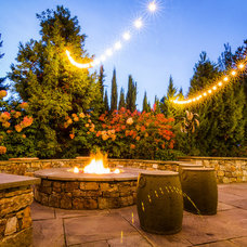 Patio by Paradise Restored Landscaping & Exterior Design