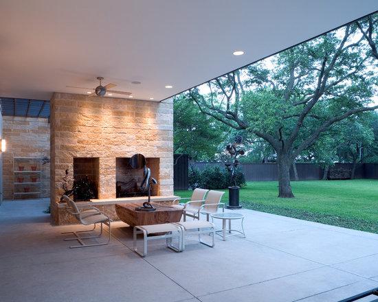 modern patio design ideas, remodels & photos   houzz - Modern Patio Design