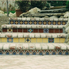 mediterranean patio by Filmore Clark
